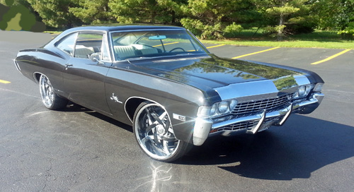 Chevrolet Hall Of Fame Museum Auction List