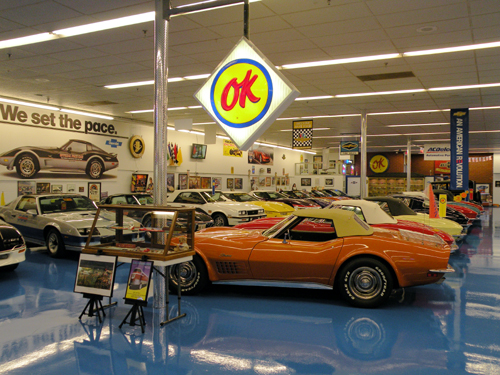 Car Dealerships Decatur Il >> Chevrolet Hall Of Fame Museum Home